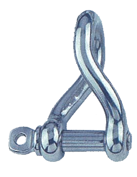 SHACKLE, TWISTED TYPE