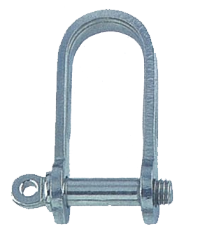FLAT SHACKLE, LONG TYPE