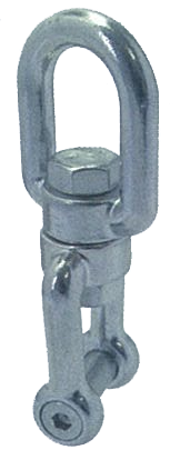 JAW AND JAW SWIVEL WITH HEXAGON SOCKET