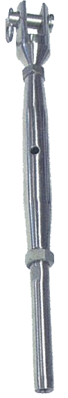 TURNBUCKLE FORK-TERMINAL- FORKHEAD BY MILLING TECHNICS
