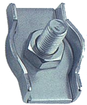 SIMPLEX WIRE ROPE CLIP