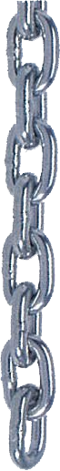 CHAIN, IN FORM AND MEASURE TO DIN 766