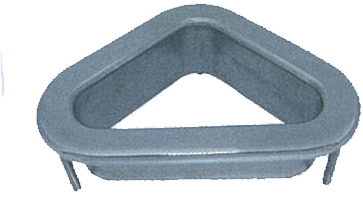 HAWSE PIPE TRIANGULAR