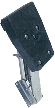 MOTOR BRACKET WITH PLASTIC PLATE