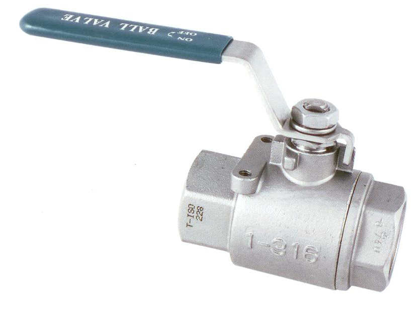 BALL VALVE TWO WAY FLL PASSAGE